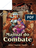 Tormenta RPG Manual Do Combate Taverna Do Elfo e d