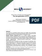 IPTV New Generation