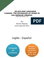 Bilingualism and Language Change