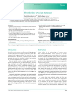 Management of Borderline Ovarian Tumors - RCOG