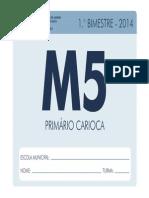 Mat5 1bim Aluno 2014