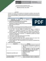 CAS Nº 186- 2014