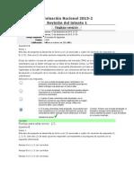 Evaluación Nacional 2013 Macroeconomia