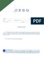 NEGO - Cuadernillo