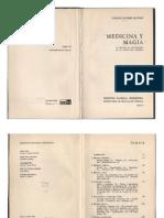 Aguirre Beltrán, Gonzalo - Medicina y Magia- El Proceso de Aculturación en La Estructura Colonial (1973)