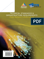 Technical Standards & Infrastructure Requirements