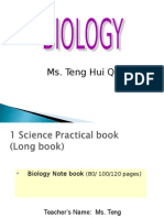 Chapter 1-Intro to Biology