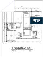 1 Ground Floor Plan