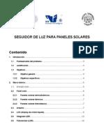 Practica Académica - Seguidor Solar