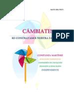 Programa Constanza Martínez INDEPENDIENTE