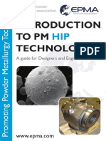 EPMA Introduction to PM HIP Technology English