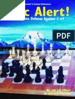 Pirc Alert! - A Complete Defense Against 1.e4 (Single Pages) -Lev Alburt & Alex Chernin