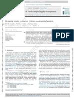 paper mengenai procurement