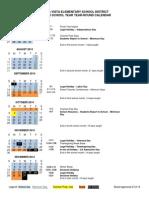 Calendario Chula Vista