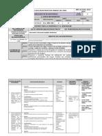 Plan Microcurricular Por Bloque Cc.nn. 8vo Aegb