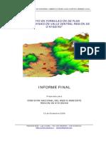 Estudio Para Apoyo en La Formulacion de Plan Descontaminacion Del Valle Central