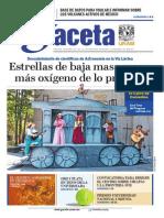 Gaceta UNAM