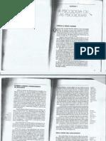 Texto 1 - A Psicologia Ou as Psicologias