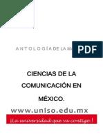 CIENCIAS+DE+LA+COMUNICACIÓN+EN+MÉXICO.