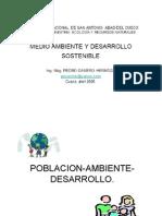 Medio Ambiente y Desarrollo Sostenible 5