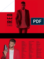 Digital Booklet - R.E.D.