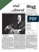 Rasunetul Cultural Mai 2015