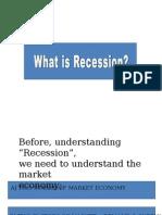 Stock Marke Trading- RECESSION