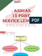 15 Point Service