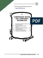 Compressor Motor & Components