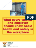 Useful Document - OHS - What Every Worker Should Know