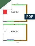 Estado de Las Aulas Edificio LIE 10 y 14