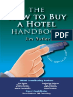How to Buy a Hotel Handbook