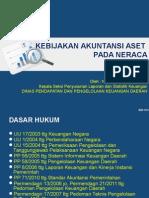 Kebijakan Akuntansi Persiapan Penyusunan Neraca Aset Tahun 2013 Anyer 12022014-REV