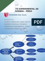 Proyecto Experimental de Vivienda _ Previ