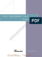 Vag Km Immo Tool User Manual