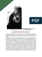 Entrevista a Franco Volpi