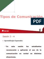 CEFECTIVA_TIPOS COMUNICACION
