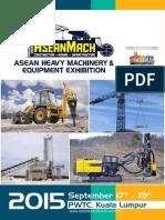 AseanMach 2015 Brochure