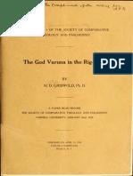 THE GOD VARUNA IN THE RIG VEDA.pdf