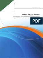 mtpyph pedagogical leadership