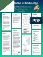 relational database poster