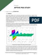ALSPA Adaptive PSS - Technical Description