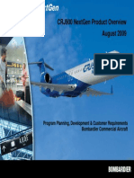 CRJ900 Product Overview