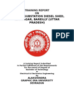 3311 Kv Substation Diesel Shed