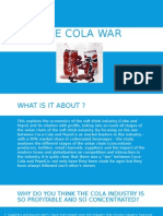 The Cola War Hyderbad HitecCenter