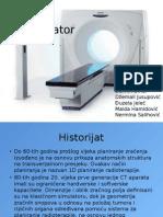 CT Simulacija