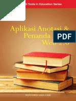 Aplikasi Anotasi & Penanda Buku Web 2.0