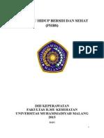 Phbs Sd Model