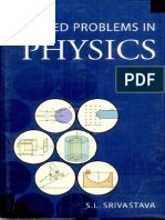Advanced Physics Problems