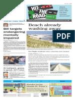 Asbury Park Press front page Monday, May 11 2015
